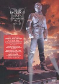 Cover Michael Jackson - Video Greatest Hits - HIStory [DVD]